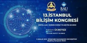 13 istanbul bilisim kongresi Kültepe Yatırım