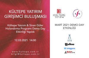 SGS Accelerator Kültepe Yatırım Demo Day