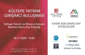 Kültepe Yatırım Minerva Demo Day